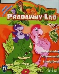 Pradawny Ląd 11 Zabawy z dinozaurami