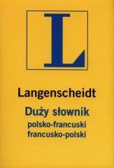 Duży słownik polsko-francuski, francusko-polski
