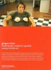Lucky Kunst Rozkwit i upadek Young British Art.