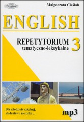 English 3 Repetytorium tematyczno-leksykalne