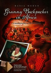 Granny Backpacker in Africa
