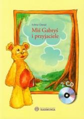 Miś Gabryś i przyjaciele + 2 CD