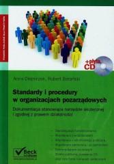 Standardy i procedury w organizacjach pozarządowych + CD
