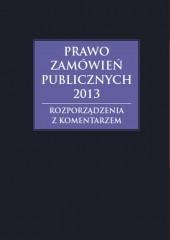 Prawo zamówień publicznych 2013