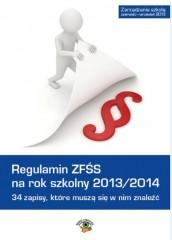 Regulamin ZFŚS na rok szkolny 2013/2014. 34