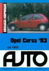 Opel Corsa 93 Obsługa i naprawa