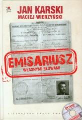 Emisariusz Własnymi słowami Książka z płytą CD
