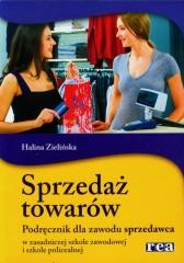 Sprzedaż towarów Podręcznik