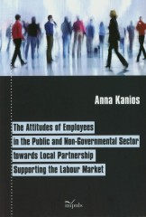 The attitudes of employees in the public and non-govermental sector towards local partnership supporting the labour market