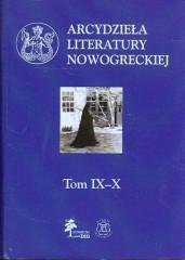 Arcydzieła literatury nowogreckiej Tom 9 i 10