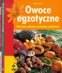 Owoce egzotyczne / Clematis / Storczyki