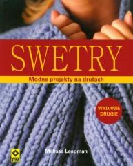 Swetry Modne projekty na drutach