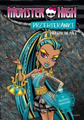 Monster High Przebieranki Operetta / Nefera de Nile