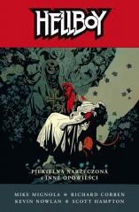 Hellboy Piekielna narzeczona i inne opowieści Tom 11