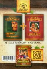 Gringo wśród dzikich plemion / Podróżnik WC + Amazonia DVD