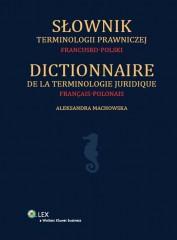 Słownik terminologii prawniczej francusko-polski