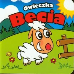 Owieczka Becia Mini zwierzątka
