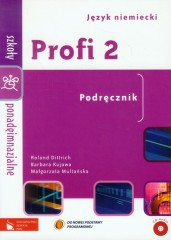 Profi 2 Podręcznik z płytą CD