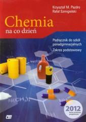 Chemia na co dzień Podręcznik zakres podstawowy