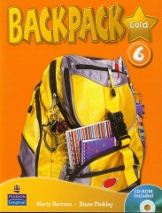 Backpack Gold 6 with CD