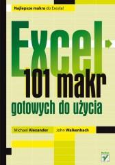 Excel 101 makr gotowych do użycia