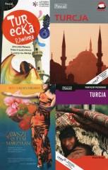 Turcja-ciepły klimat, słoneczna pogoda