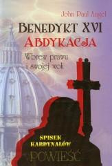 Benedykt XVI Abdykacja