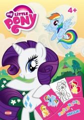 My Little Pony Kolorowanka i naklejki