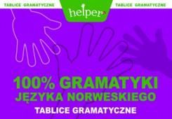 100% gramatyki języka norweskiego