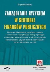 Zarządzanie ryzykiem w sektorze finansów publicznych