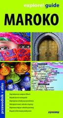 Maroko Przewodnik +atlas