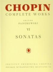 Sonaty Complete Works VI Chopin