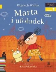 Czytam sobie Marta i ufoludek