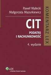 CIT Podatki i rachunkowość Komentarz