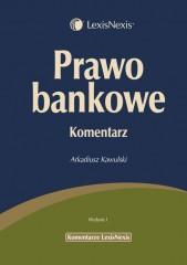 Prawo bankowe Komentarz