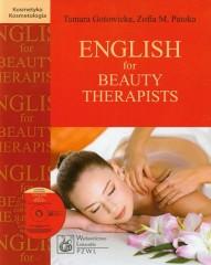 English for Beauty Therapists z płytą CD