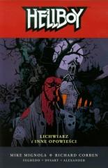 Hellboy Lichwiarz i inne opowieści