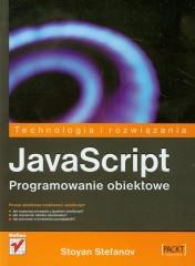 JavaScript Programowanie obiektowe