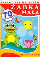 Żabka mała Zabawy dla maluchów