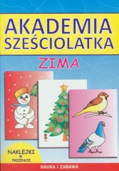 Akademia sześciolatka Zima