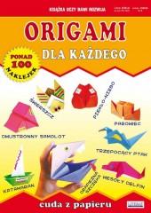 Origami dla każdego Cuda z papieru