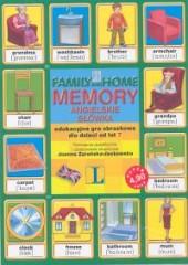 Family and Home Memory angielskie słówka