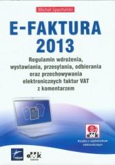 E-FAKTURA 2013