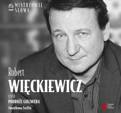 Robert Więckiewicz czyta Podróże Guliwera