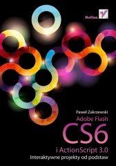 Adobe Flash CS6 i ActionScript 3.0