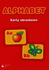 Alphabet zestaw kart obrazkowych