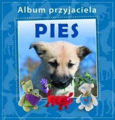Album przyjaciela Pies
