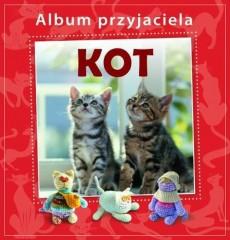 Album przyjaciela Kot