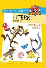 Edukacja i zabawa Literki część 2 Looney Tunes