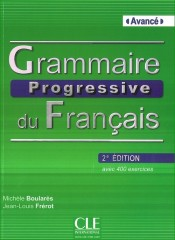Grammaire Progressive du Francais Avance książka z CD 2 edycja